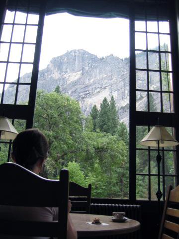 Tea at Yosemite