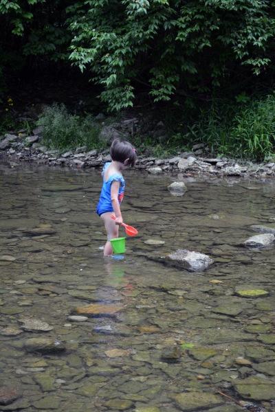 Creeking